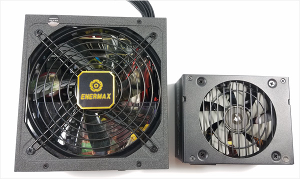 Corsair SF600 power supply