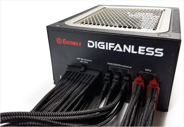 Enermax Digifanless