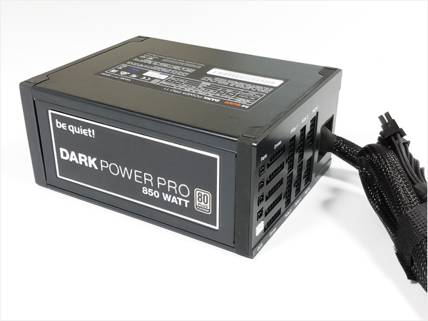 Be Quiet Dark Power Pro 11 850w Power Supply Review Perf