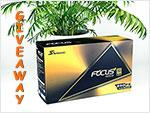 Seasonic Focus+ 850 FX Gold Giveaway