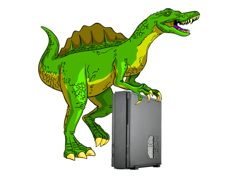 Spino - $700 Mid-Range Media Streaming PC Build