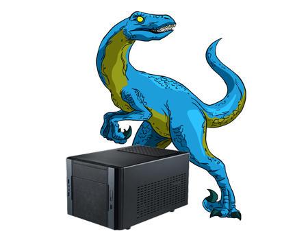Raptor - $350 Budget Media Streaming PC Build