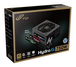 FSP Hydro G Series 750W Power Supply